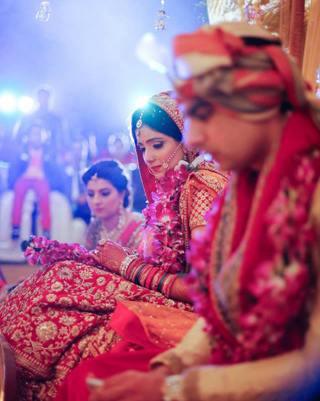 Magic in the making by Lakshya Manwani Photography Wedding-photography Bridal-jewellery-and-accessories | Weddings Photos & Ideas