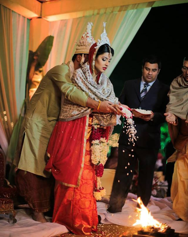 Flame ritual by Lakshya Manwani Photography Wedding-photography | Weddings Photos & Ideas
