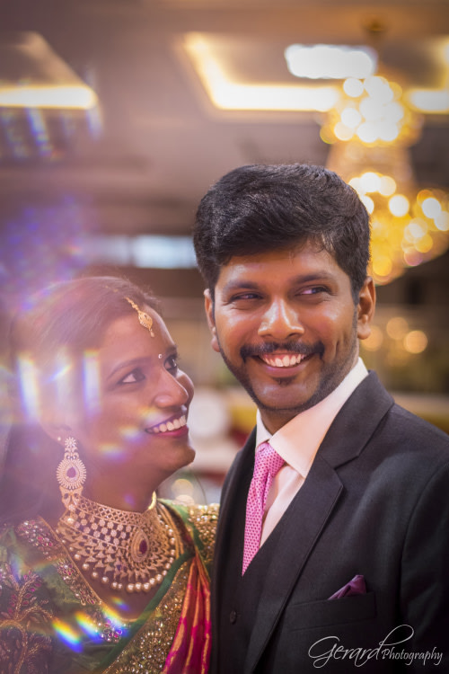 Elegant Charismatic Duo by Gerard Pandian Wedding-photography | Weddings Photos & Ideas