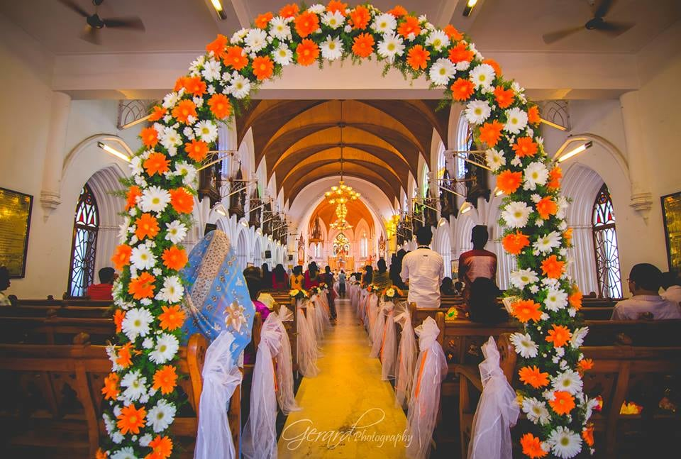 Beautiful Enchanting Decor For Entrance by Gerard Pandian Wedding-decor | Weddings Photos & Ideas