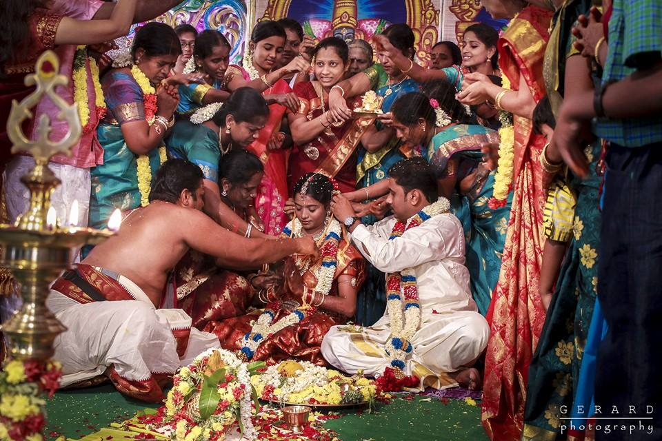 Exclusive South Indian Wedding Rituals by Gerard Pandian Wedding-photography | Weddings Photos & Ideas