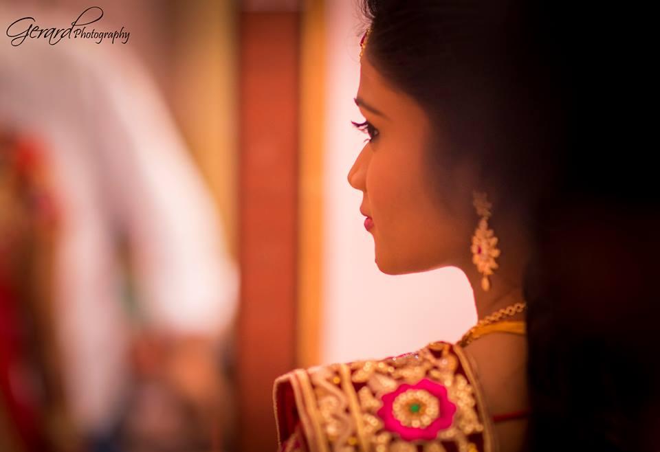 Integral  Delicacy Of Bride by Gerard Pandian Wedding-photography | Weddings Photos & Ideas