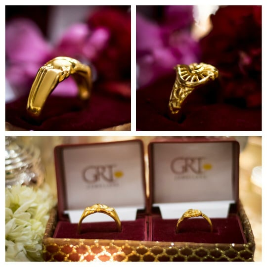 Golden Engagement Ring Shot by Gerard Pandian Wedding-photography | Weddings Photos & Ideas