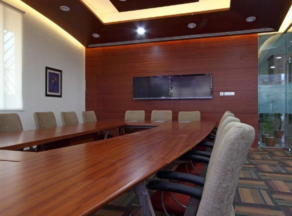 Modern conference room by SDG India Modern | Interior Design Photos & Ideas