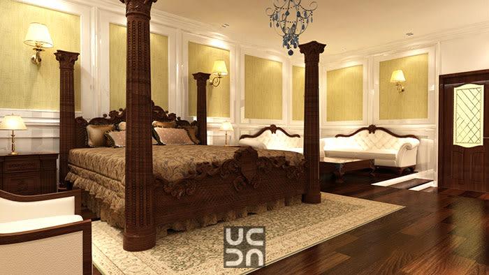 A lavish master bedroom by Interior Elements Bedroom | Interior Design Photos & Ideas