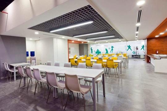 Modern restaurant decor by Ar. ankur siddhu Modern | Interior Design Photos & Ideas