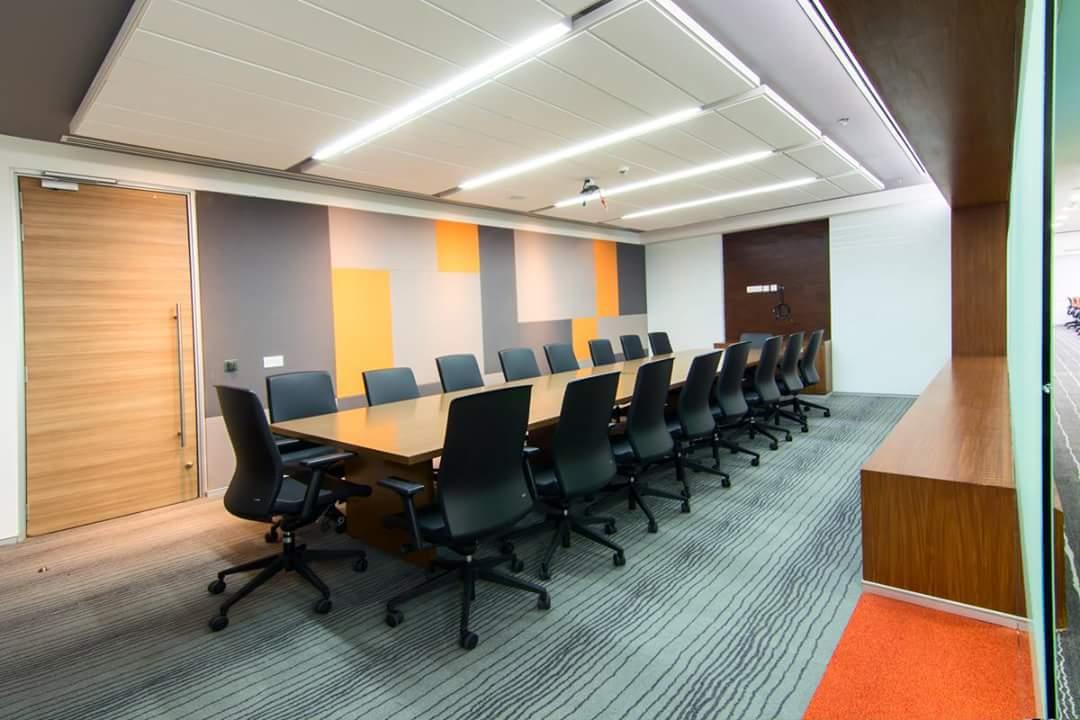 Modern conference room by Ar. ankur siddhu Modern | Interior Design Photos & Ideas