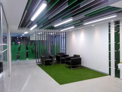 Modern office leisure space by Ar. ankur siddhu Modern | Interior Design Photos & Ideas