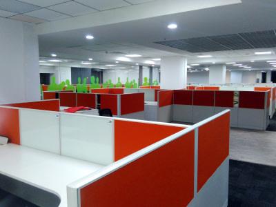 Modern open style office decor by Ar. ankur siddhu Modern | Interior Design Photos & Ideas