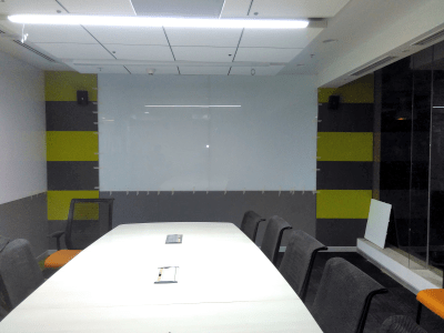 Modern office conference room by Ar. ankur siddhu Modern | Interior Design Photos & Ideas
