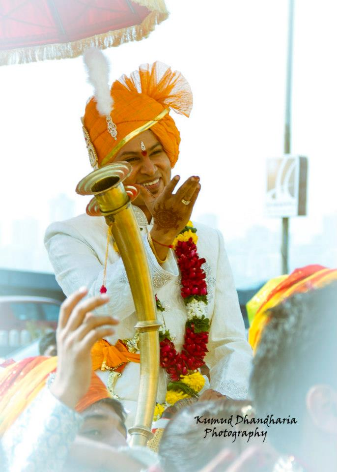 A regal entry of the groom! by Kumud Dhandharia Photography Wedding-photography   Weddings Photos & Ideas