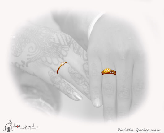 Stunning rings! by C3 Photography Wedding-photography | Weddings Photos & Ideas