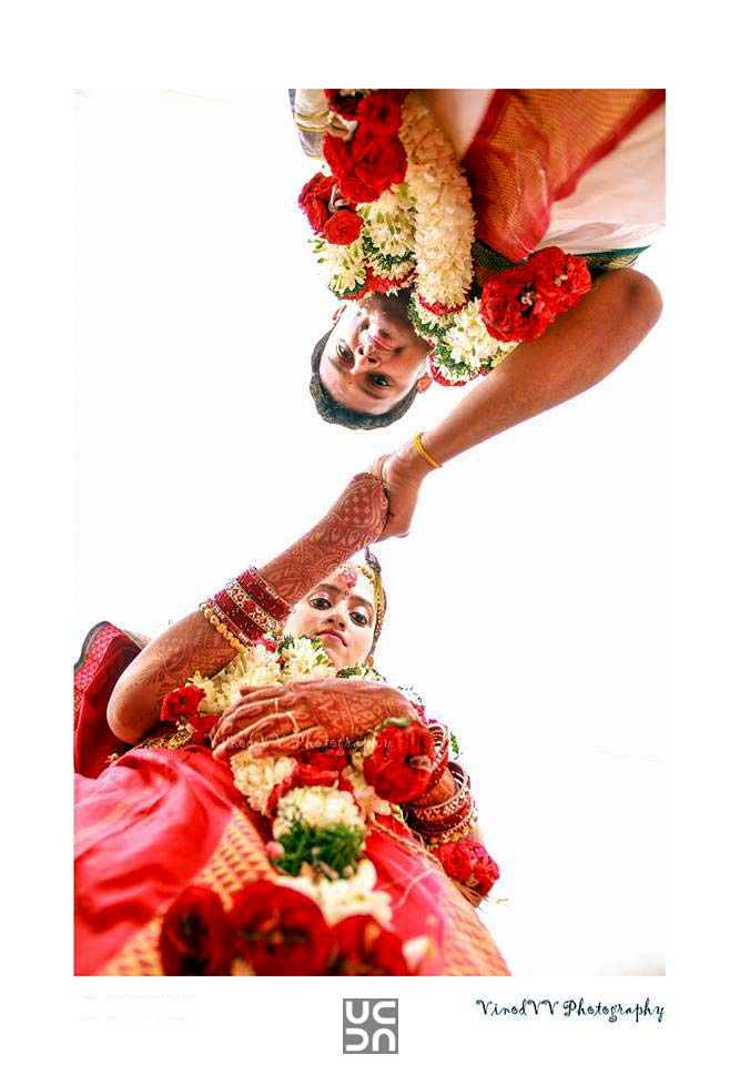 A couple holding hands together! by Vinod VV Photography Wedding-photography | Weddings Photos & Ideas