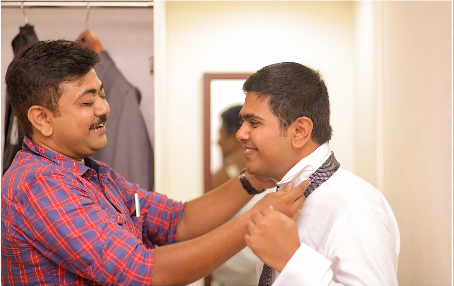 A groom getting ready! by Vinod VV Photography Wedding-photography | Weddings Photos & Ideas