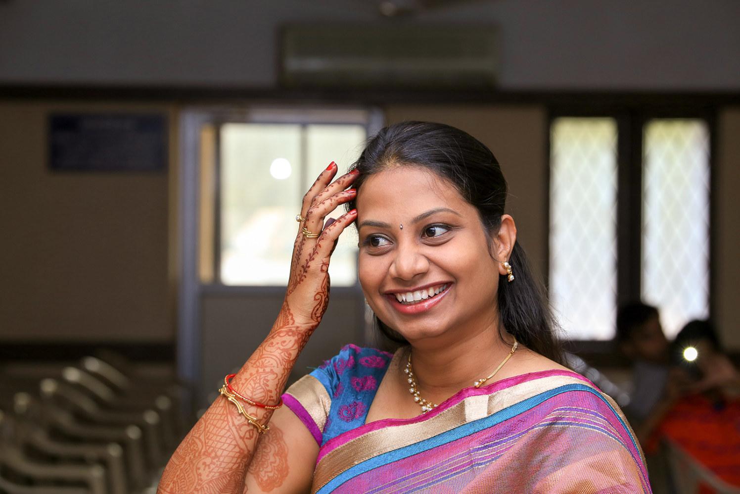 A simple bride! by Vinod VV Photography Wedding-photography | Weddings Photos & Ideas