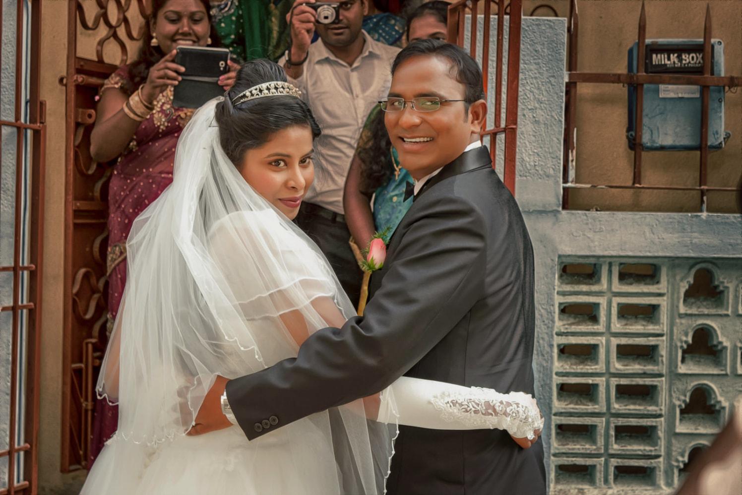 A ravishing Couple! by Vinod VV Photography Wedding-photography | Weddings Photos & Ideas