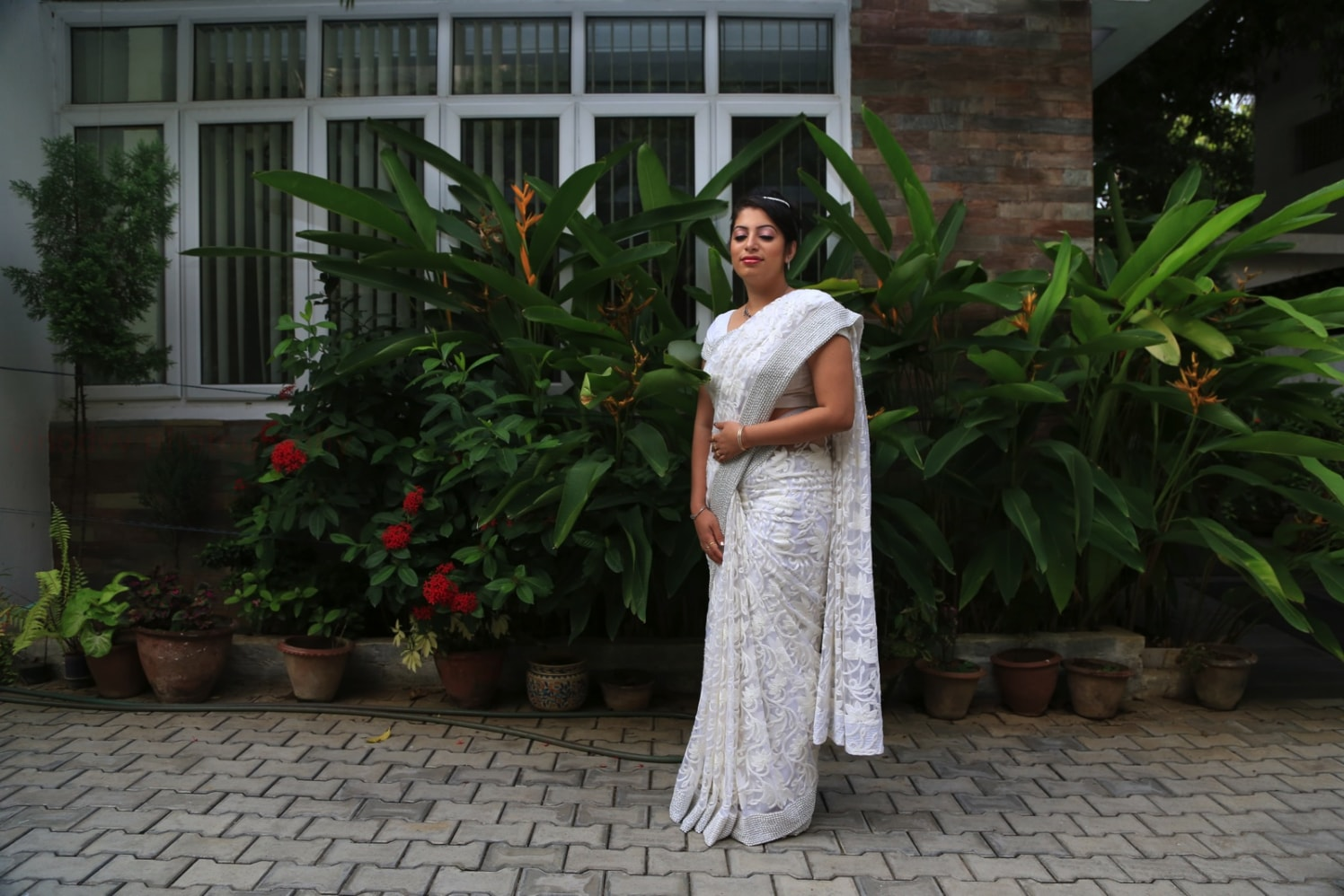 A beautiful christian bride-to-be! by Vinod VV Photography Wedding-photography | Weddings Photos & Ideas