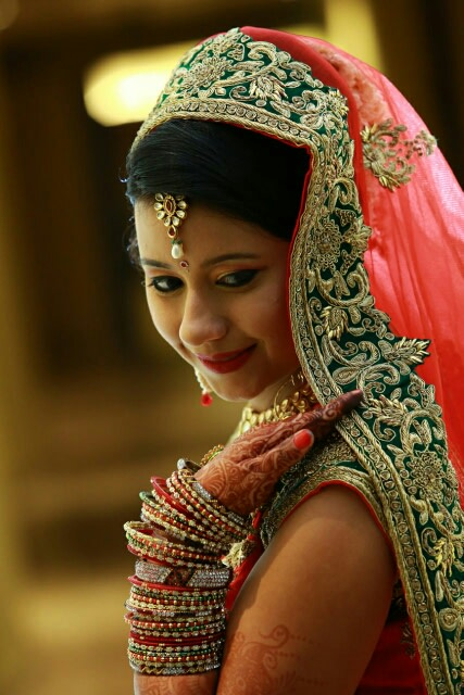 A beautiful bride! by Krish Photography Wedding-photography | Weddings Photos & Ideas
