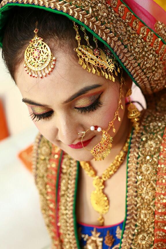 A stunning muslim bride! by Krish Photography Wedding-photography | Weddings Photos & Ideas
