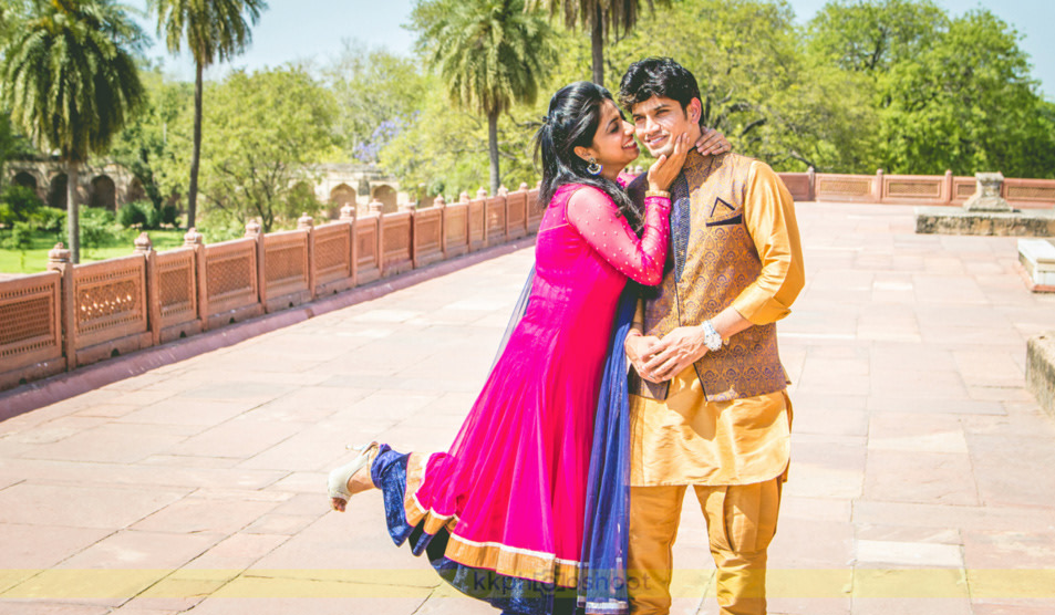 A whimsical couple! by Krish Photography Wedding-photography | Weddings Photos & Ideas