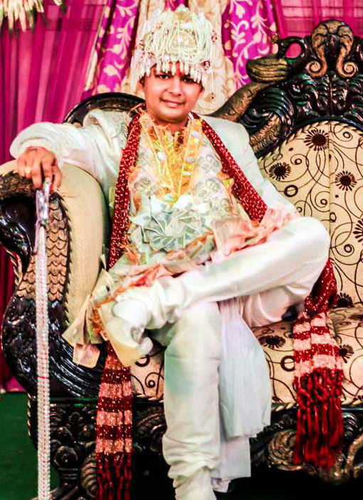 A dashing groom! by Krish Photography Wedding-photography | Weddings Photos & Ideas