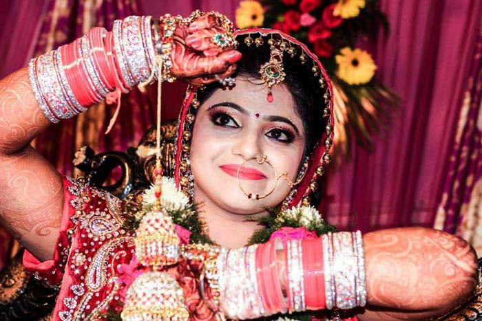 An enthralling glimpse of the bride! by Krish Photography Wedding-photography | Weddings Photos & Ideas