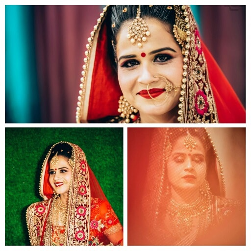 A stunning bride wearing stunning jewellery! by Krish Photography Wedding-photography | Weddings Photos & Ideas