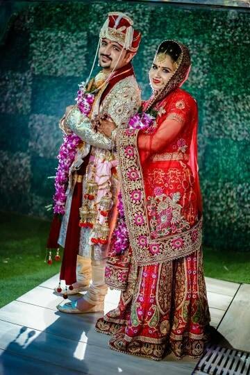 Bride wearing red lehenga! by Krish Photography Wedding-photography | Weddings Photos & Ideas