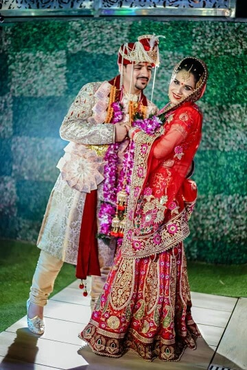 Posing together on wedding day! by Krish Photography Wedding-photography | Weddings Photos & Ideas