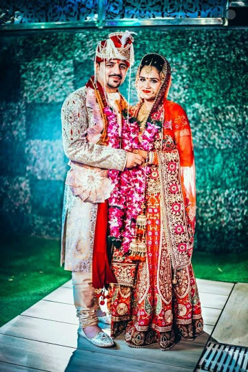 A stellar couple on their D-day ! by Krish Photography Wedding-photography   Weddings Photos & Ideas