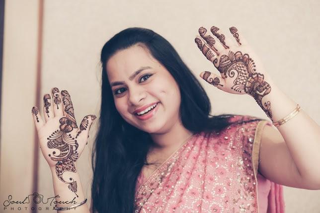 Resplendent henna art by Ashutosh Wedding-photography | Weddings Photos & Ideas