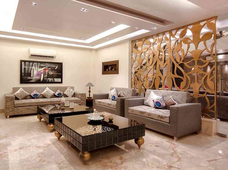 A Contemporary Living Room. by FRNS Designs Living-room Contemporary | Interior Design Photos & Ideas