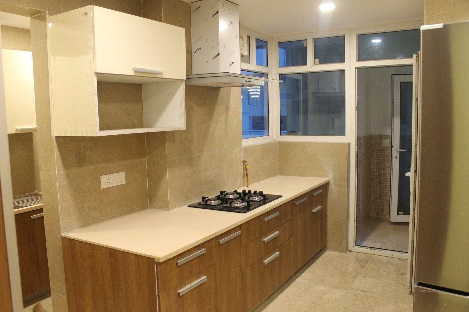 Simple modular kitchen by coalitiondesigns Modular-kitchen Modern | Interior Design Photos & Ideas