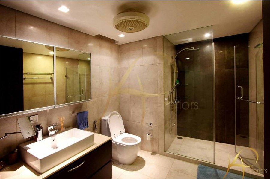 Clear And Precise by KP Interior Bathroom | Interior Design Photos & Ideas