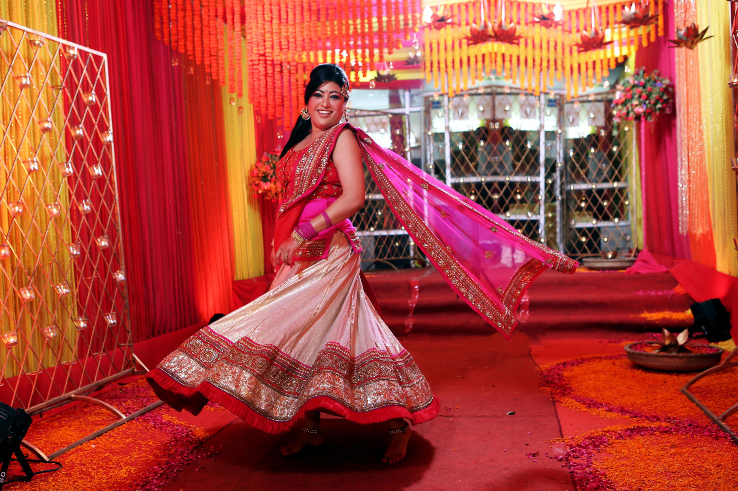 A Vibrant display of color and joy by Qutab Photography Wedding-photography | Weddings Photos & Ideas