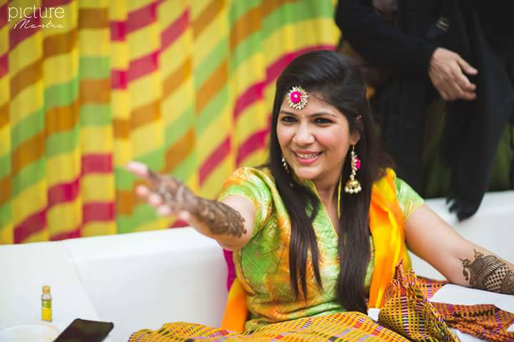 The pretty bride overloaded with smiles by PictureTree Wedding-photography | Weddings Photos & Ideas