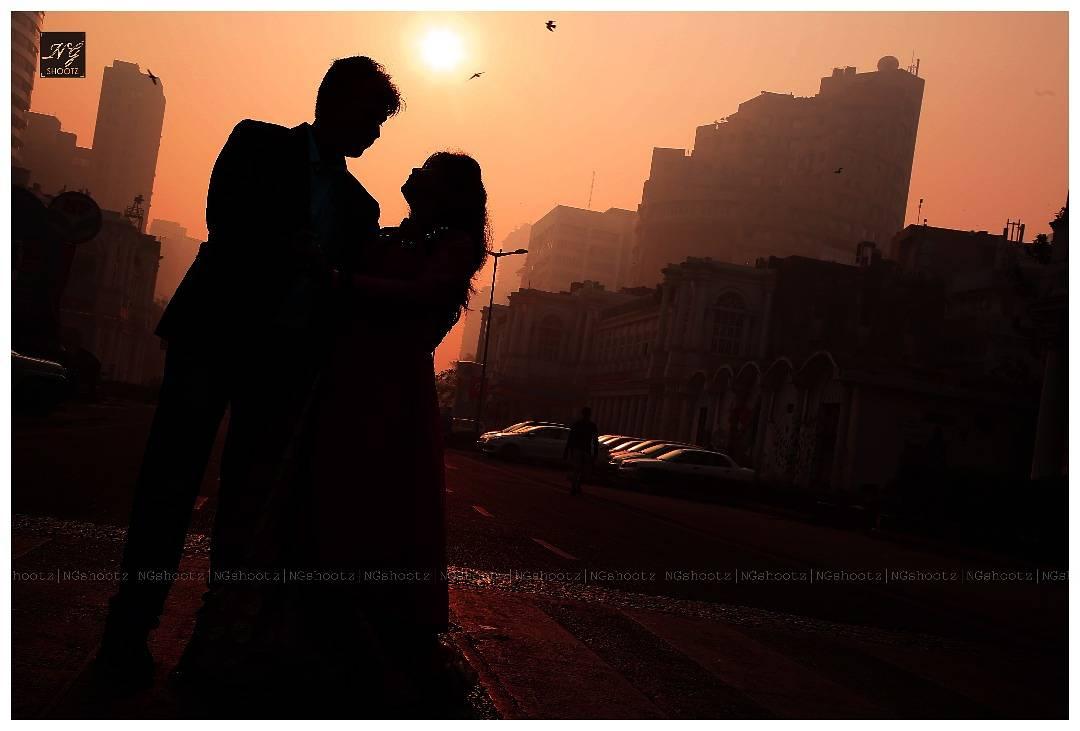 The stellar couple posing under the sun by NG Shootz Wedding-photography | Weddings Photos & Ideas