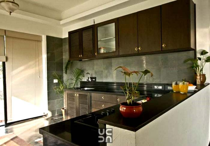 Beautiful design for modular kitchen by Amrita Rajput Modular-kitchen Contemporary | Interior Design Photos & Ideas