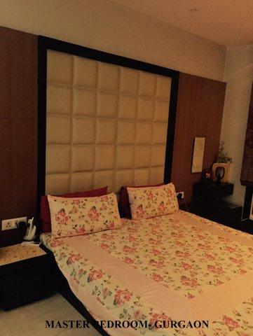 Master bedroom design by D4U (DESIGNS FOR YOU) Bedroom Modern | Interior Design Photos & Ideas