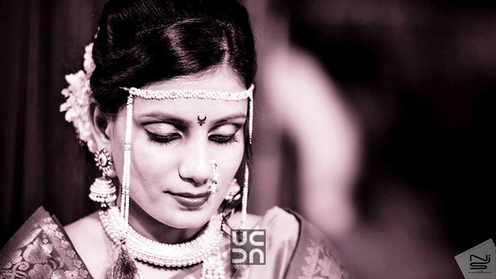 Elegant Marathi Bride by Nj's Photography  Wedding-photography Bridal-jewellery-and-accessories | Weddings Photos & Ideas