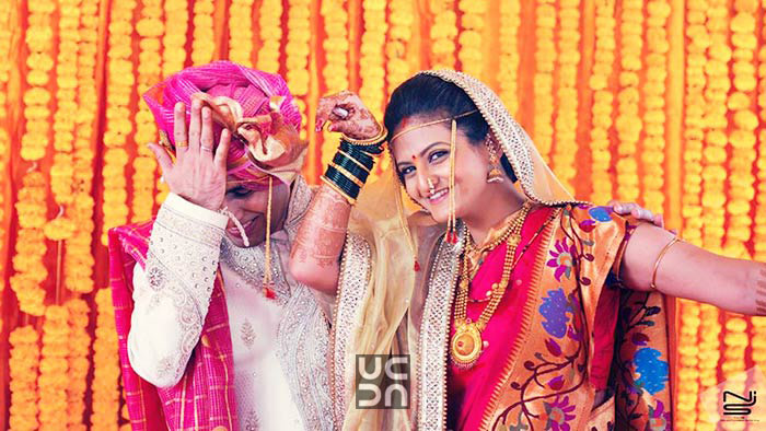 The Big Fat Marathi Wedding by Nj's Photography  Wedding-photography Groom-wear-and-accessories Bridal-jewellery-and-accessories Wedding-decor | Weddings Photos & Ideas