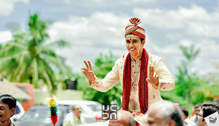 Glowing Marathi Groom by Nj's Photography  Wedding-photography Groom-wear-and-accessories | Weddings Photos & Ideas