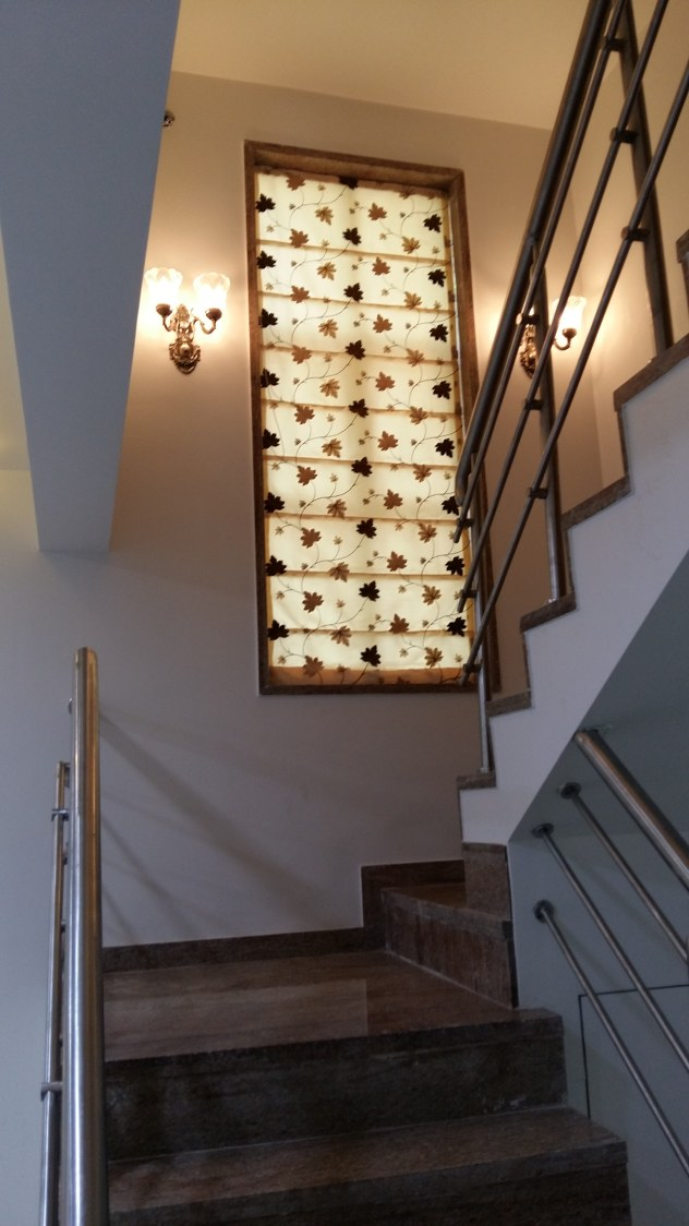 Stairway to heaven by Ashapuri Interiors Contemporary | Interior Design Photos & Ideas