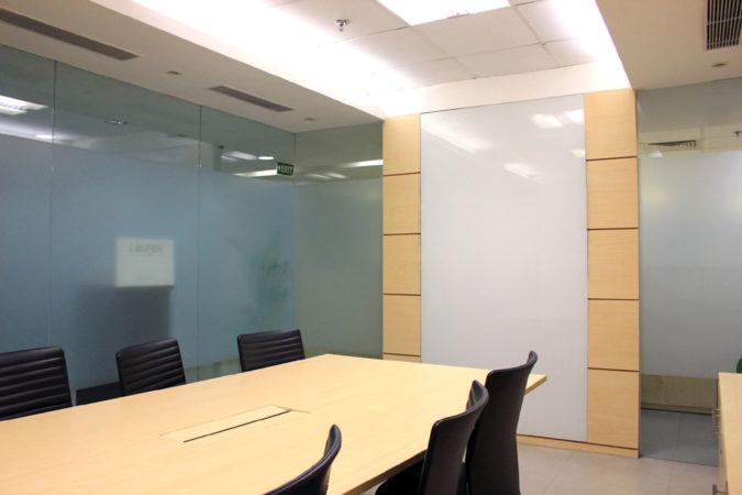Small Meeting Room by Vencom Interiors Contemporary | Interior Design Photos & Ideas