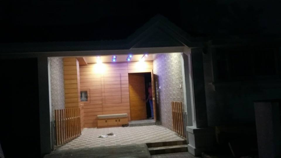 Woodwork entrance by Jay Shri Interior & Decorator's Modern | Interior Design Photos & Ideas