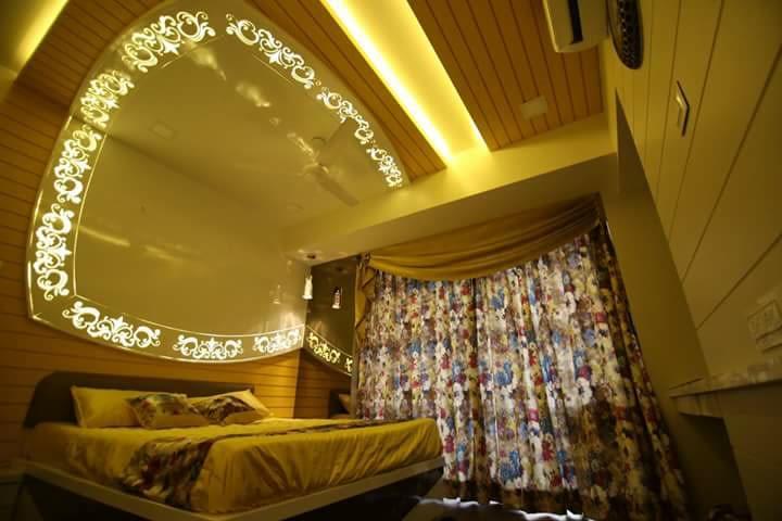 Beautiful Bedroom Design. by 9820727889 Bedroom Contemporary | Interior Design Photos & Ideas