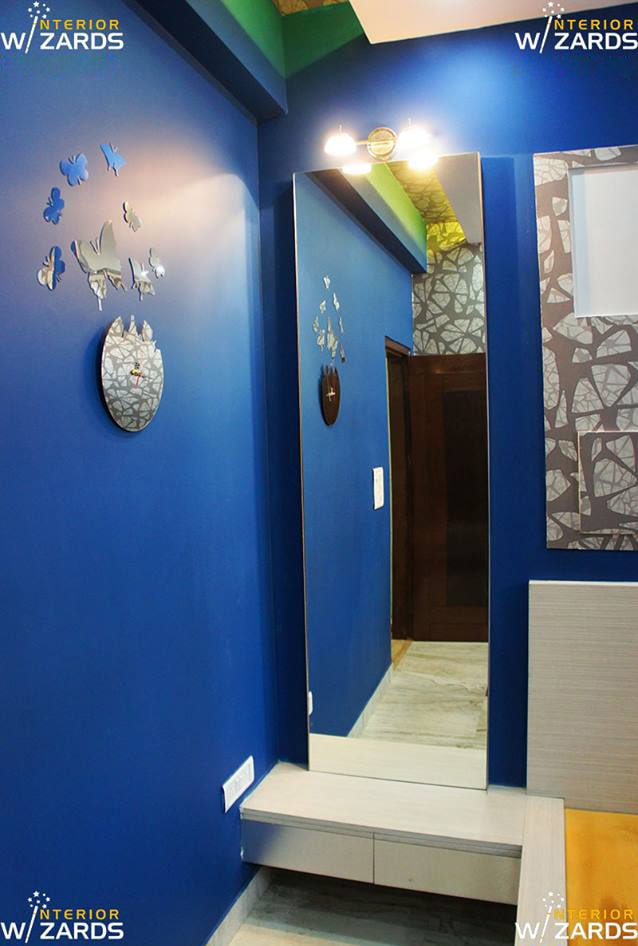 Colorful Dreams by Aerwud Interiors Pvt. Ltd