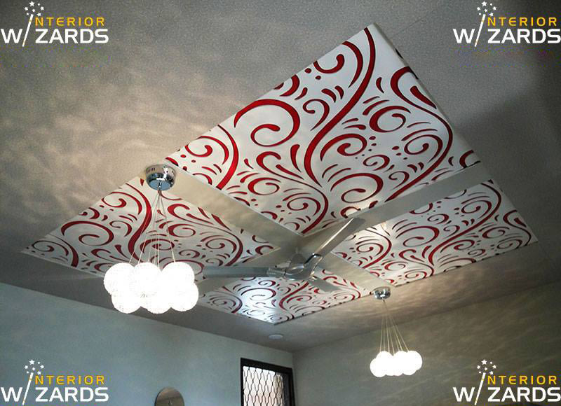Silly Ceiling by Aerwud Interiors Pvt. Ltd Modern | Interior Design Photos & Ideas