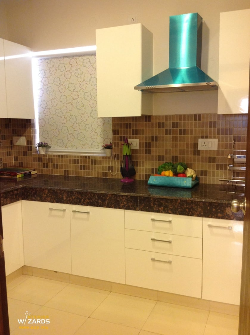 Kitchen Delight by Aerwud Interiors Pvt. Ltd Contemporary | Interior Design Photos & Ideas
