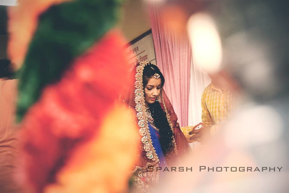 Bride's look by Sparsh Photography  Wedding-photography | Weddings Photos & Ideas